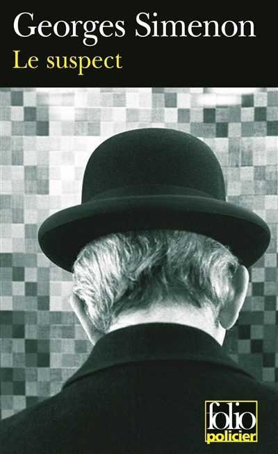 Le Suspect por Georges Simenon epub