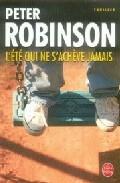 L Ete Qui Ne S Acheve Pas por Peter Robinson epub