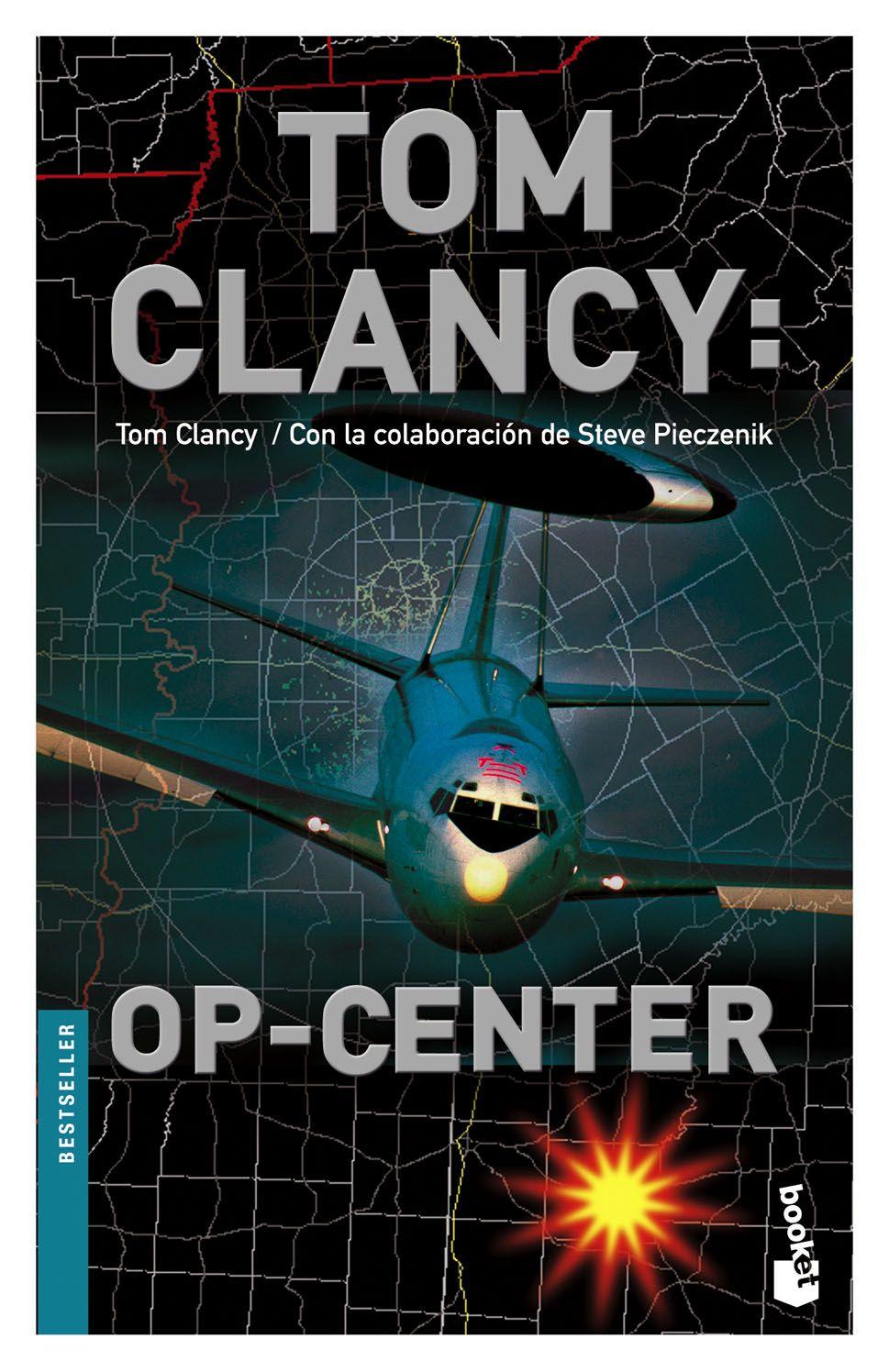 Tom Clancy: Op-center por Tom Clancy;                                                                                    Steve Pieczenik epub