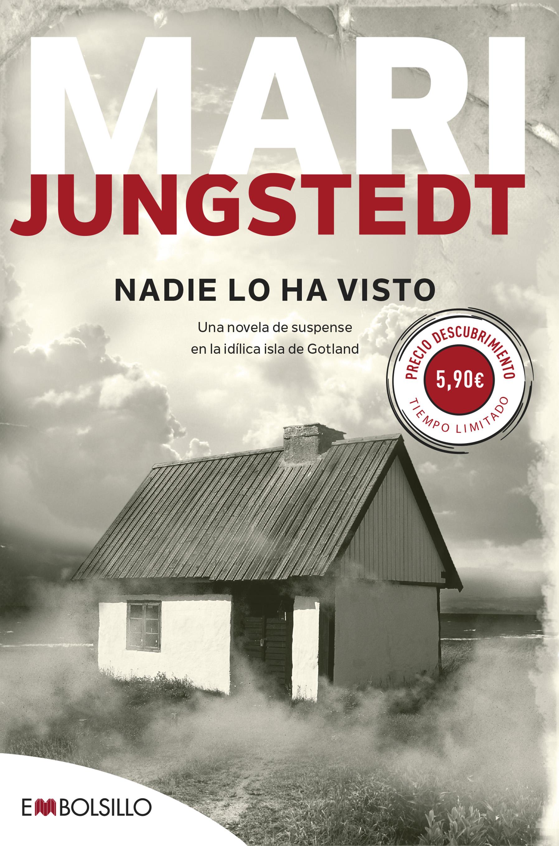 nadie lo ha visto (saga anders knutas 1)-mari jungstedt-9788416087730