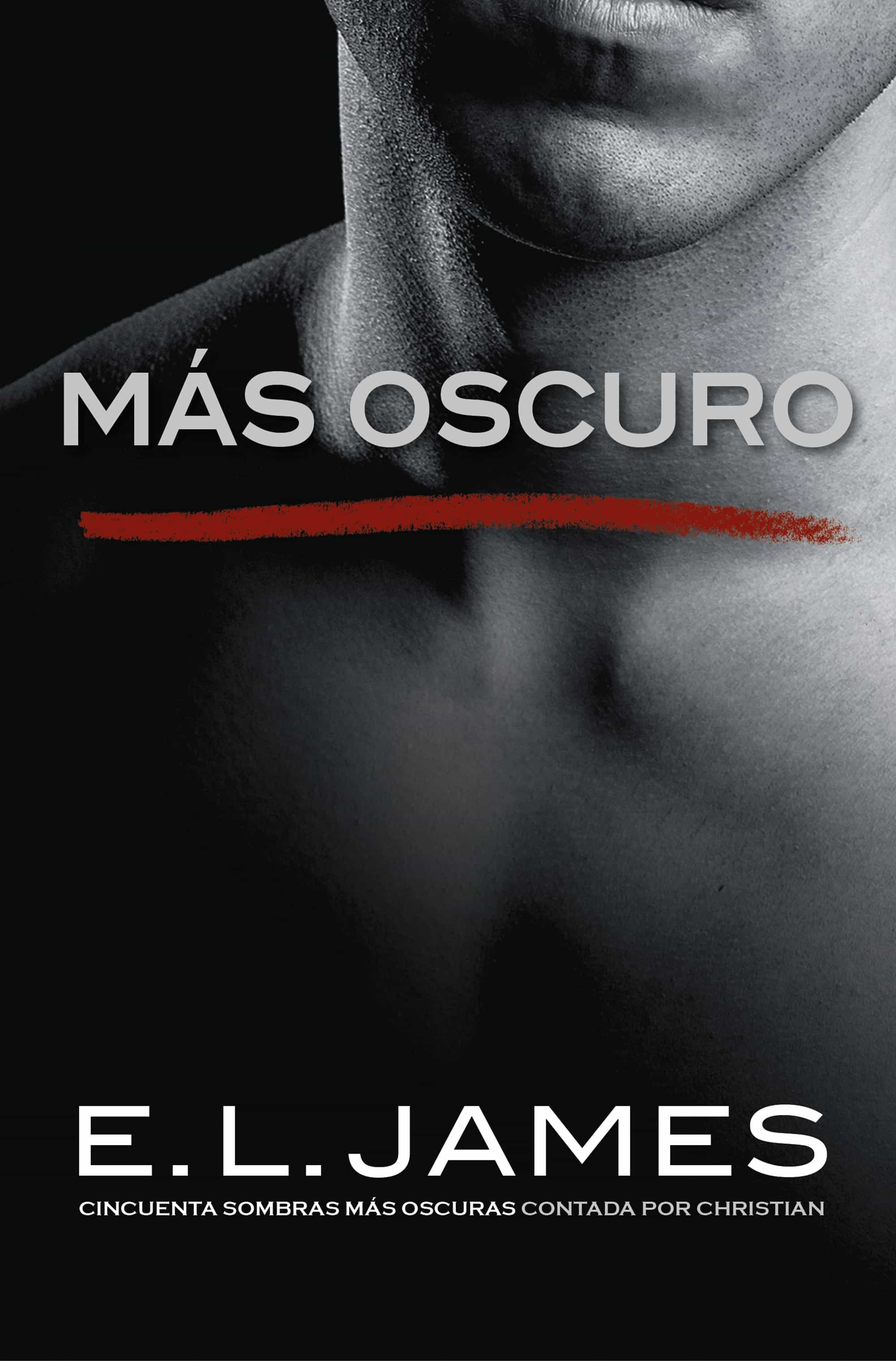 MÁS OSCURO («CINCUENTA SOMBRAS» CONTADA POR CHRISTIAN GREY