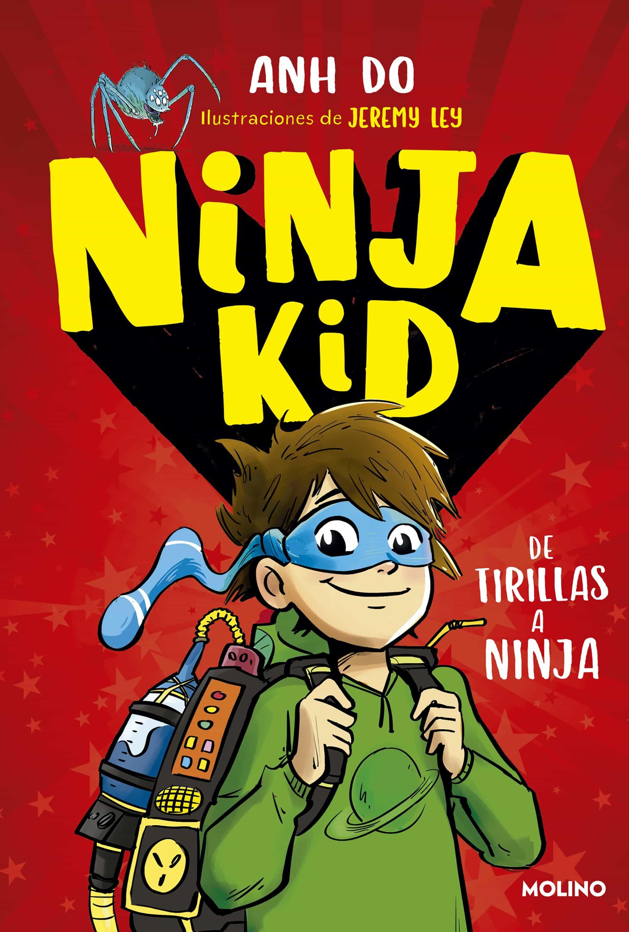 Resultado de imagen de ninja kid
