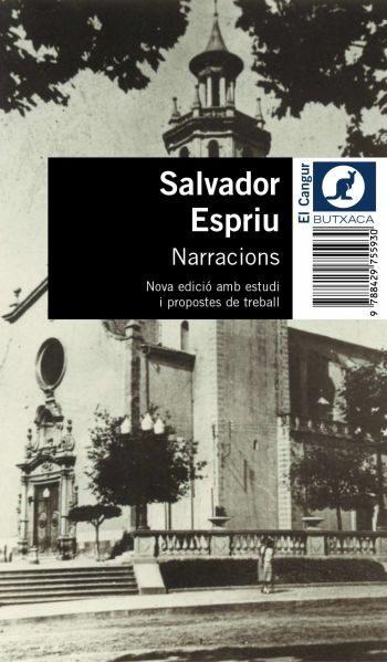 Narracions (nova Edicio Plus) por Salvador Espriu epub