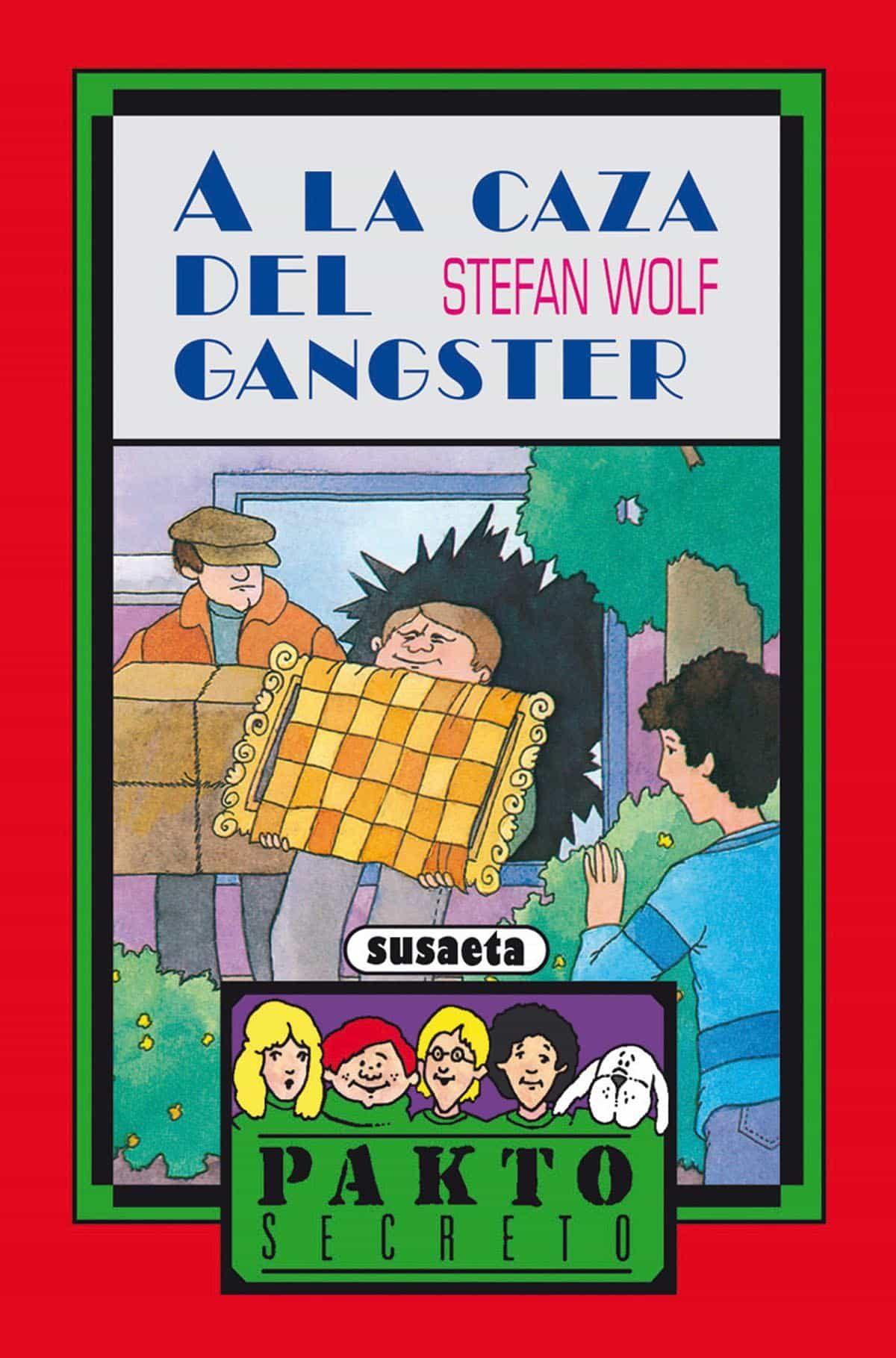 A La Caza Del Gangster por Vv.aa.