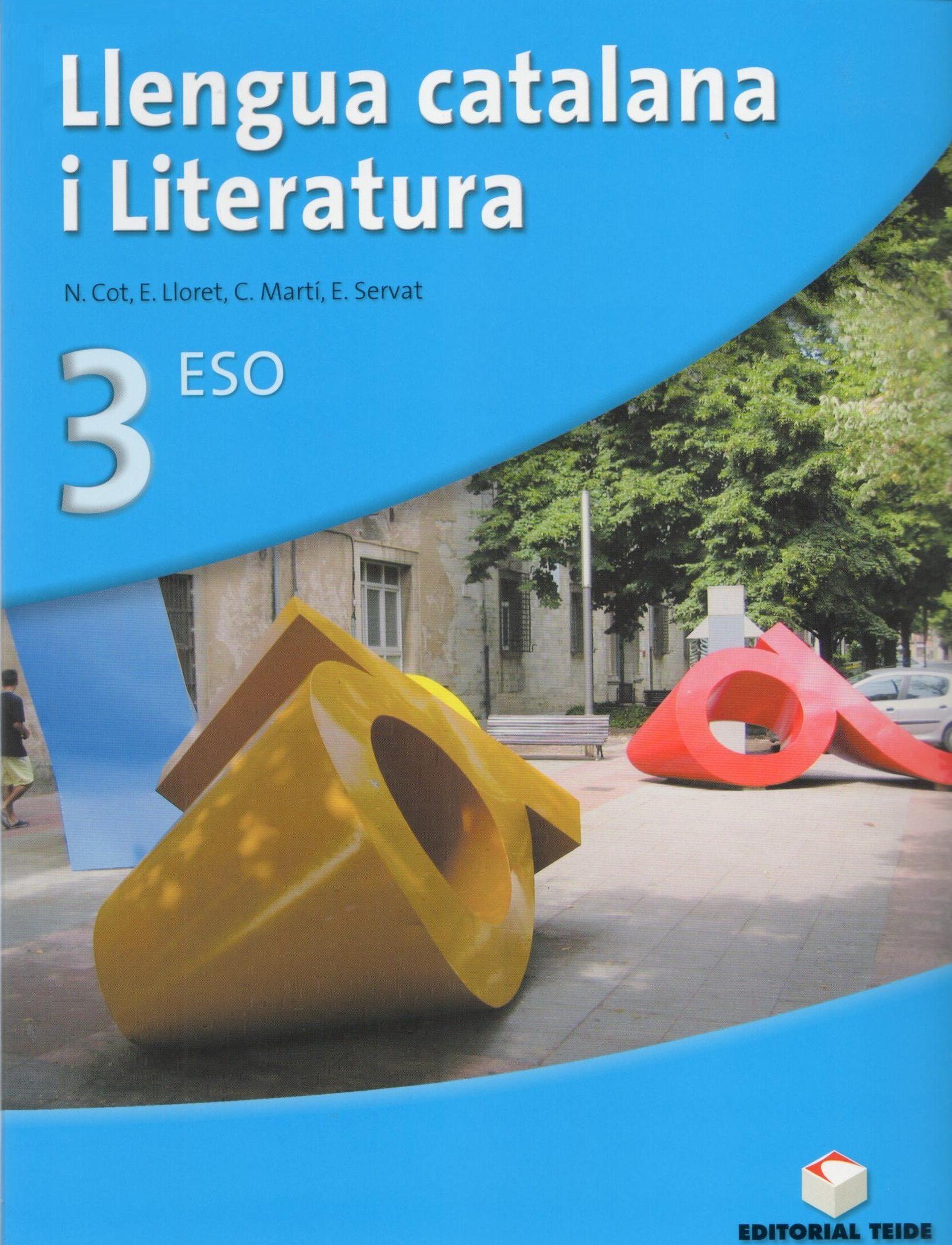 Llengua I Literatura Catalana 3r Eso 2n Cicle por Vv.aa. epub