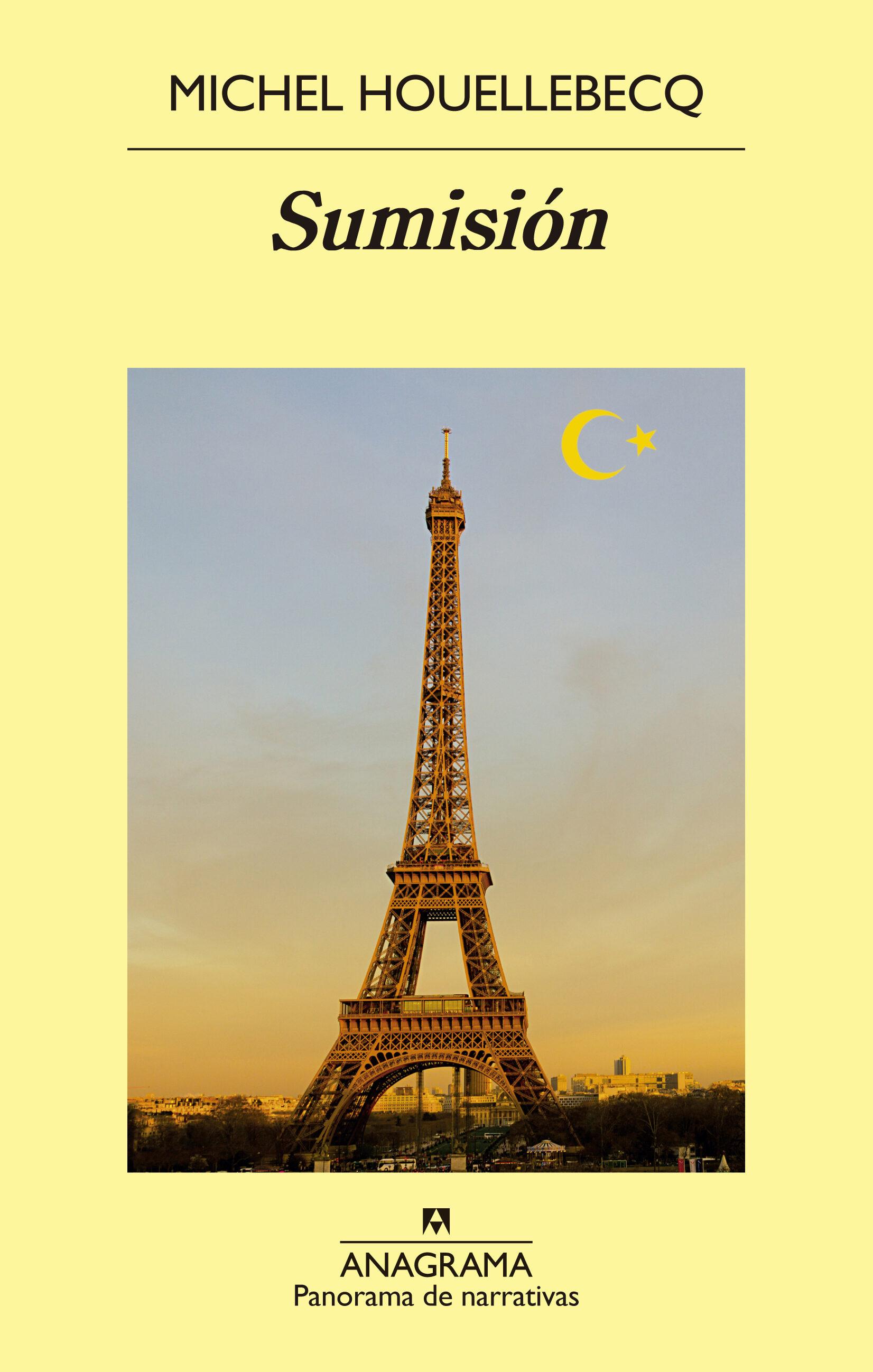 Sumision por Michel Houellebecq