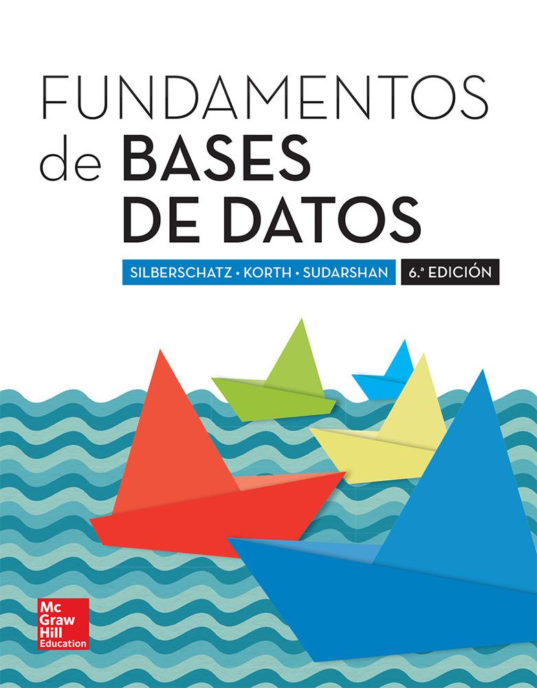 fundamentos de bases de datos-abraham silberschatz-9788448190330