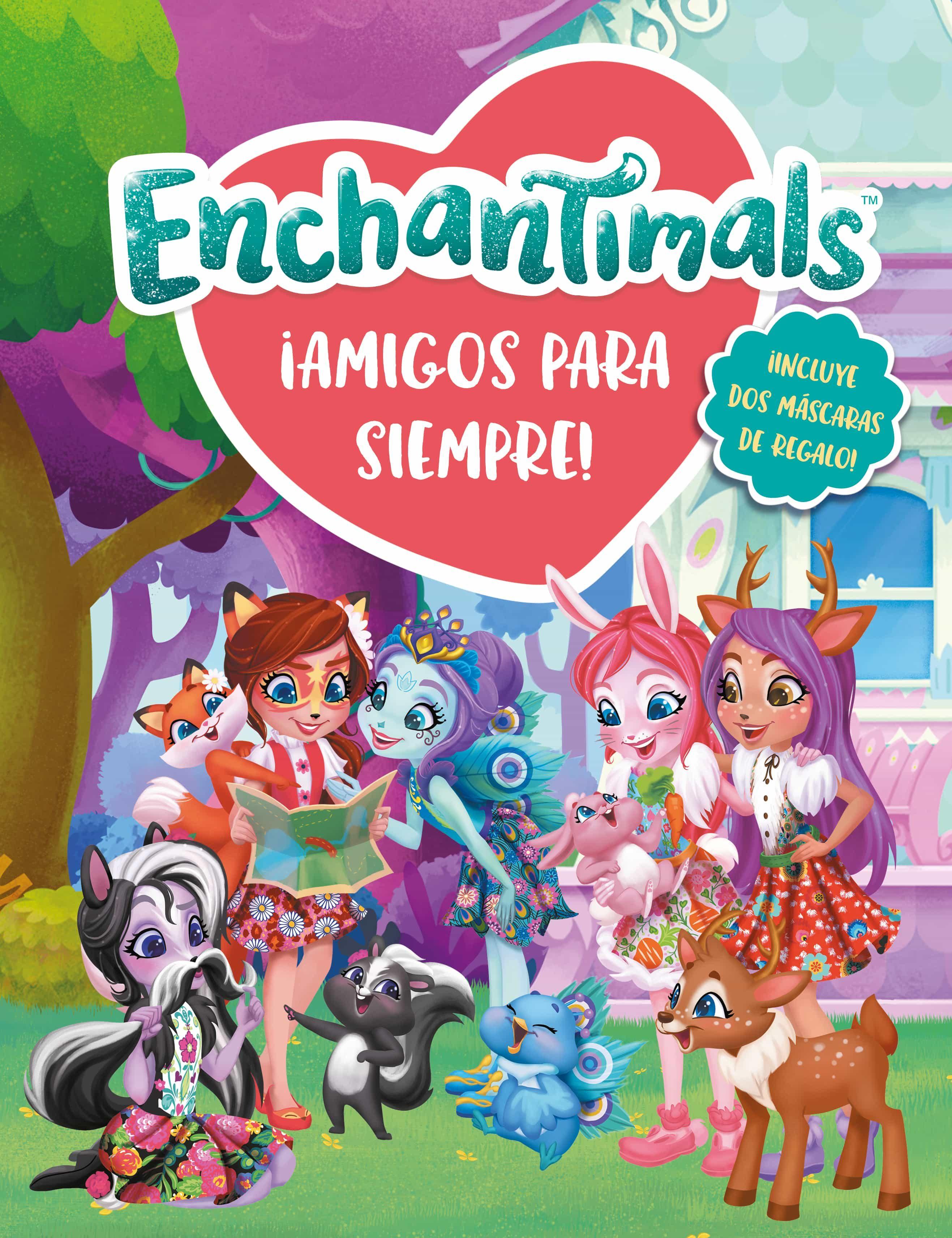 ¡amigos Para Siempre! (enchantimals. Libro Regalo) por Vv.aa.