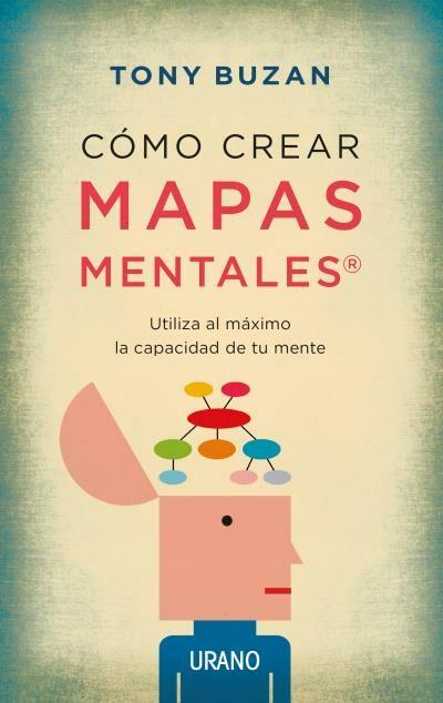 Como Crear Mapas Mentales por Tony Buzan