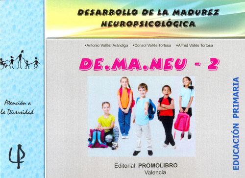 descargar DE.MA.NEU - 2. DESARROLLO DE LA MADUREZ NEUROPSICOLOGICA pdf, ebook
