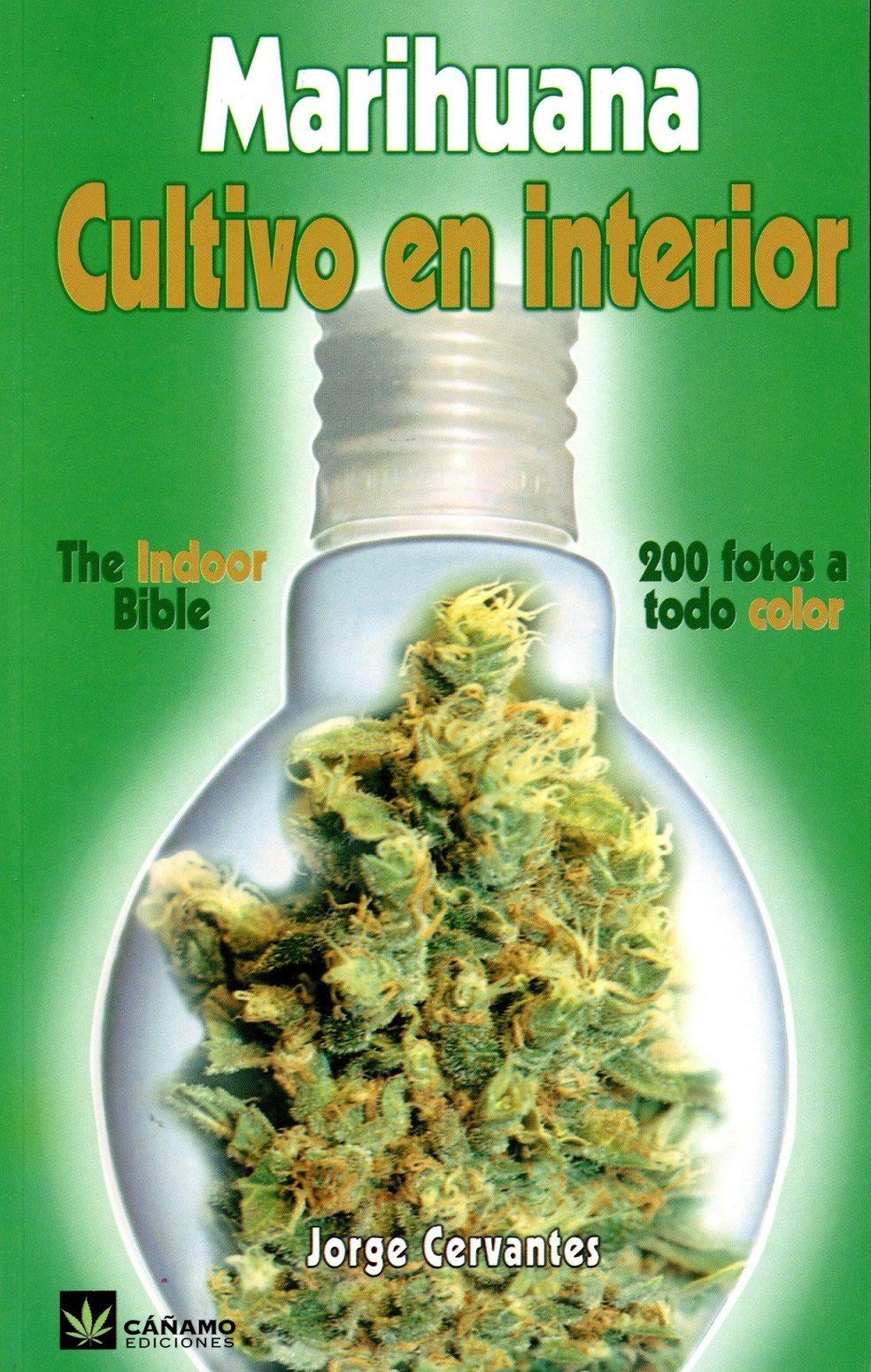 marihuana: cultivo en interior (2ª ed.)-jorge cervantes-9788493102630