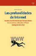 Las Profundidades De Internet: Accede A La Informacion Que Los Bu Scadores No Encuentran Y Descubre El Futuro Inteligente De La Red por Idoia Salazar epub