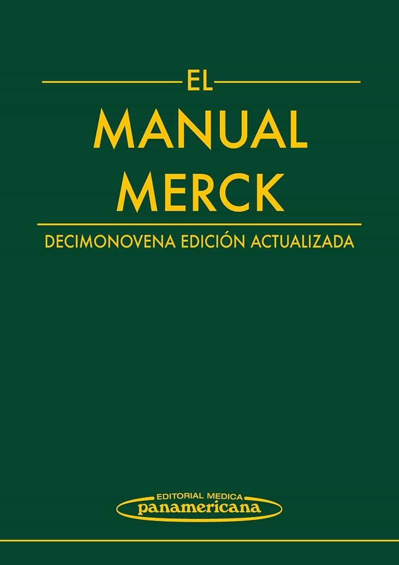 Manual de microbiologia. Merck. Traduccion de a buy books of.