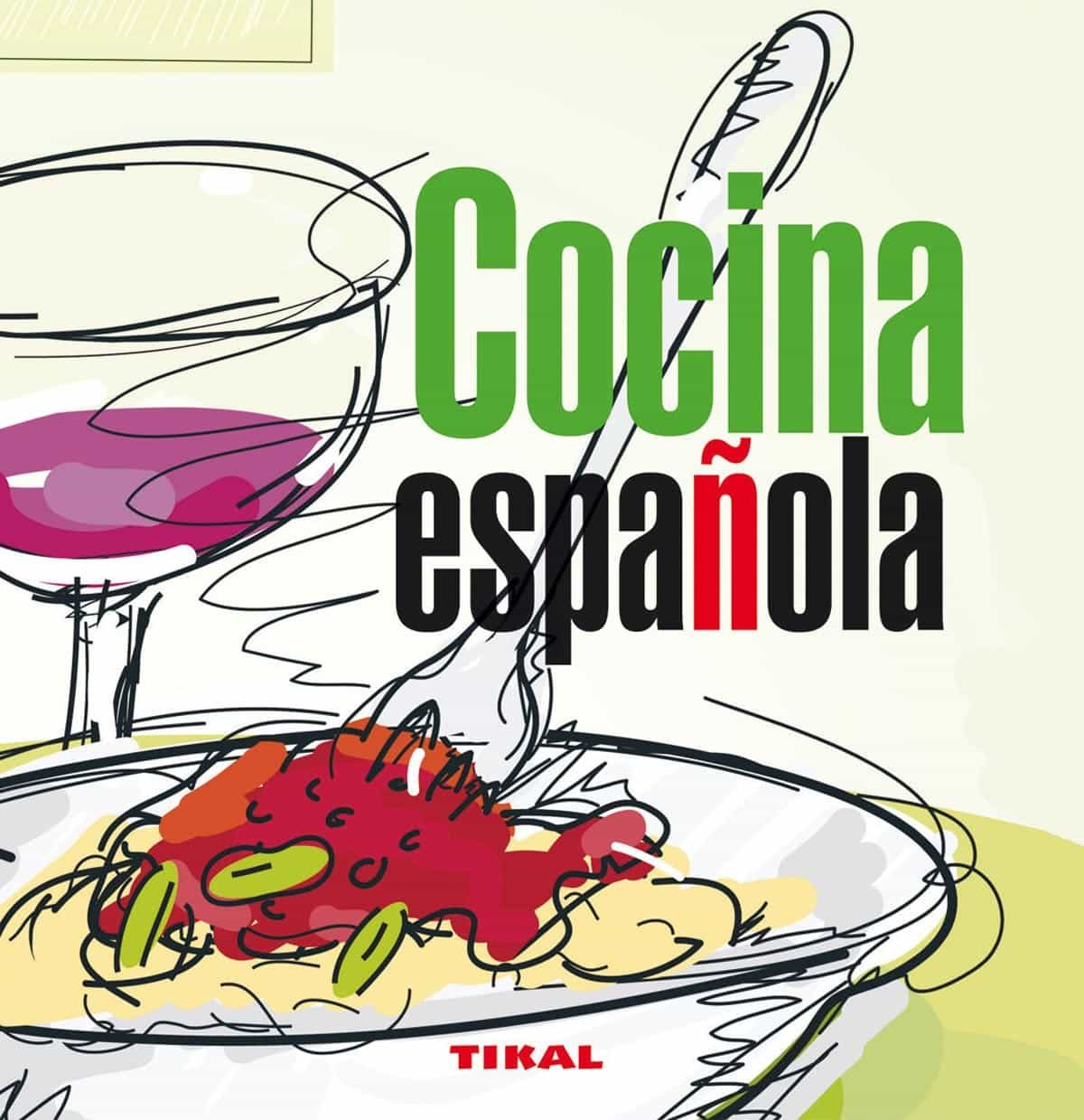 Cocina Española por Vv.aa.