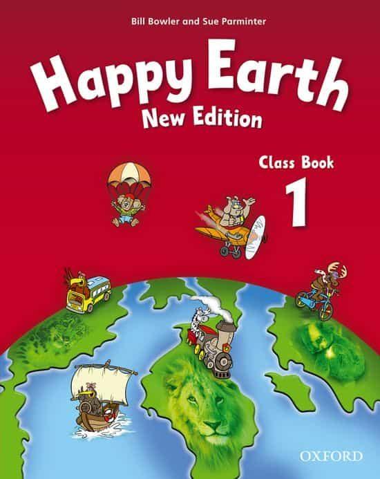 descargar HAPPY EARTH 1 (NEW EDITION) COURSE BOOK pdf, ebook