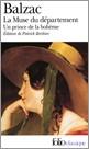 La Muse Du Departement; Un Prince De La Bohême por Honore De Balzac