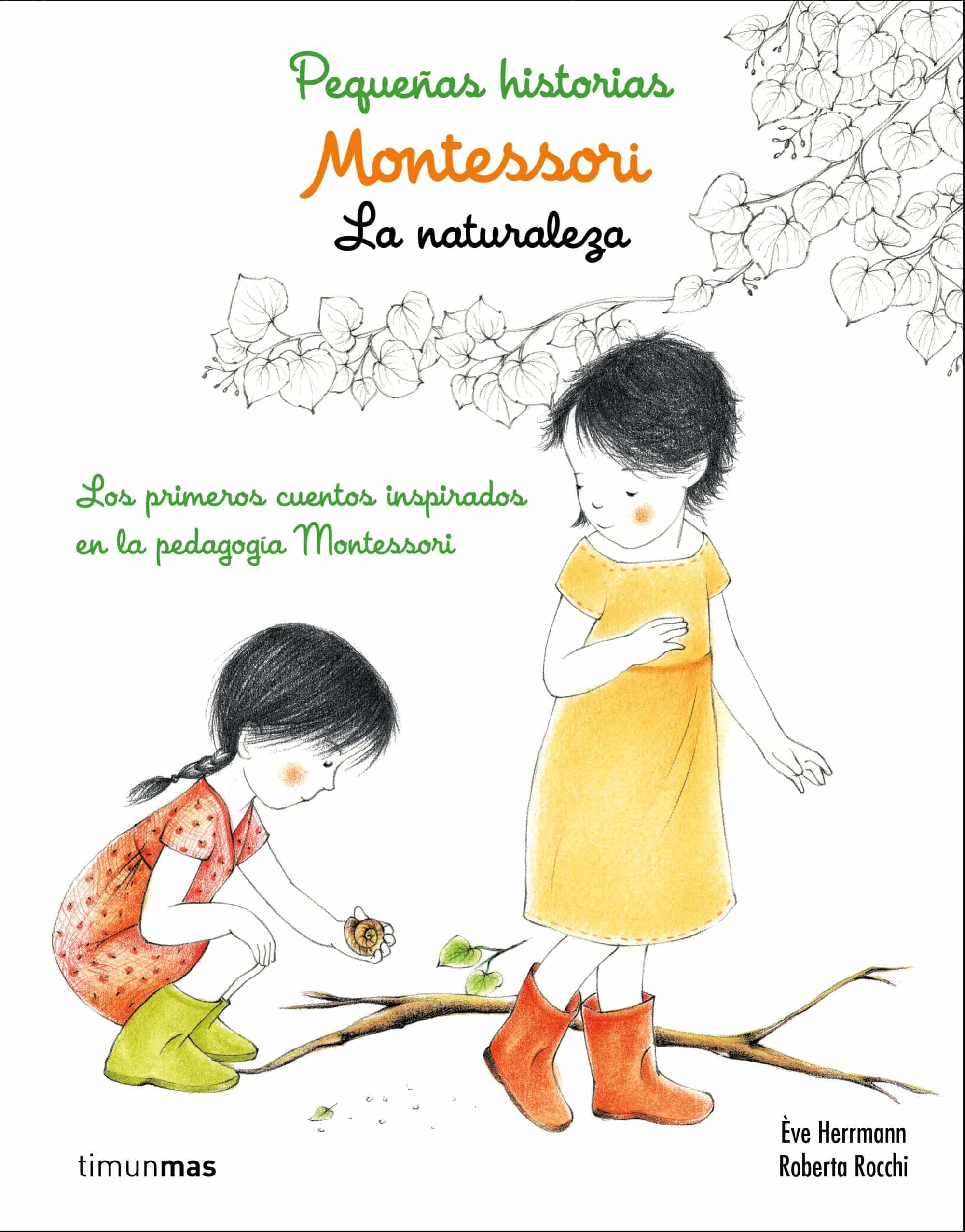 pequeñas historias: la naturaleza-eve herrmann-roberta rocchi-9788408167440