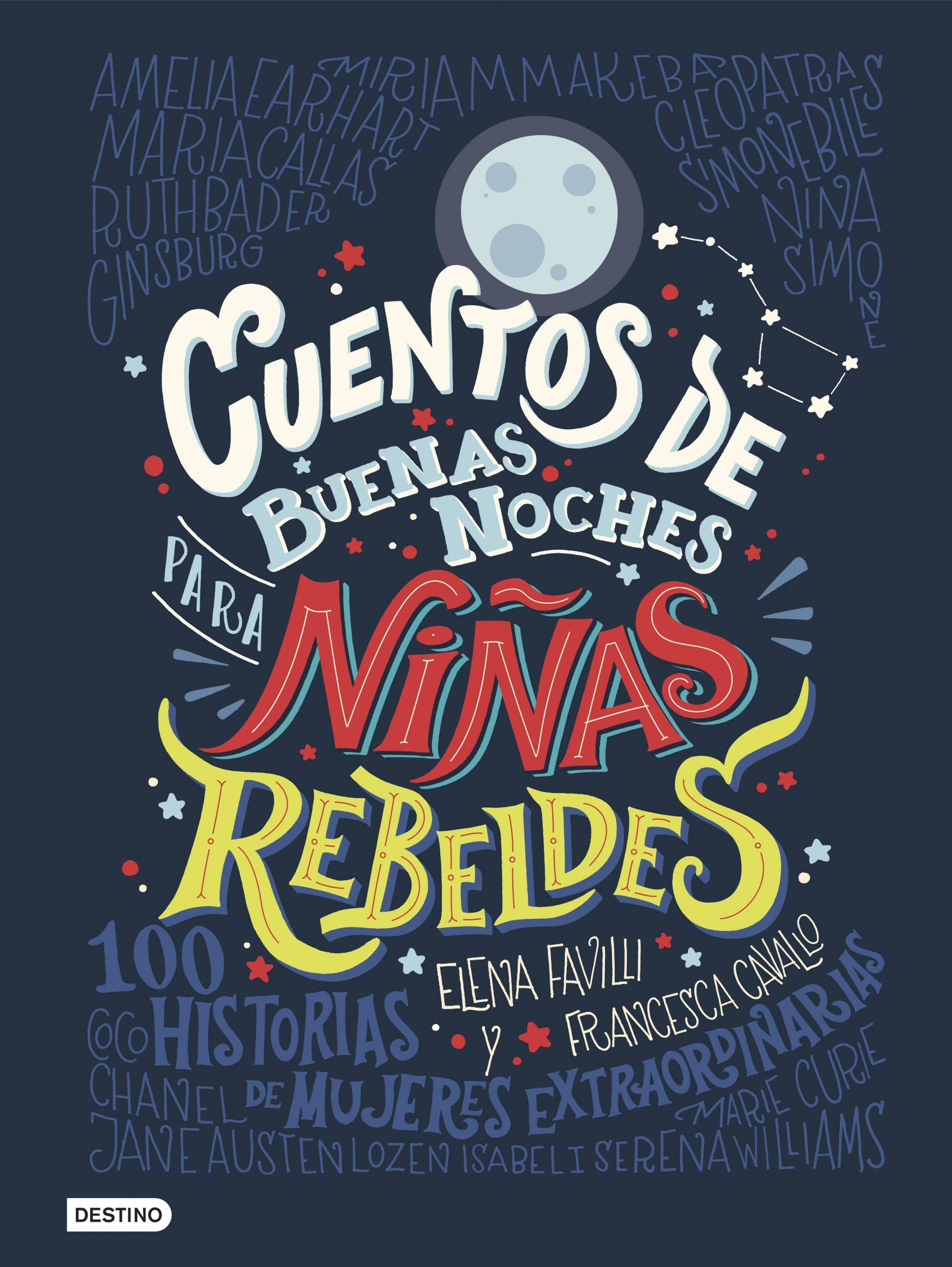cuentos de buenas noches para niñas rebeldes (versión española) (ebook)-elena favilli-francesca cavallo-9788408176640