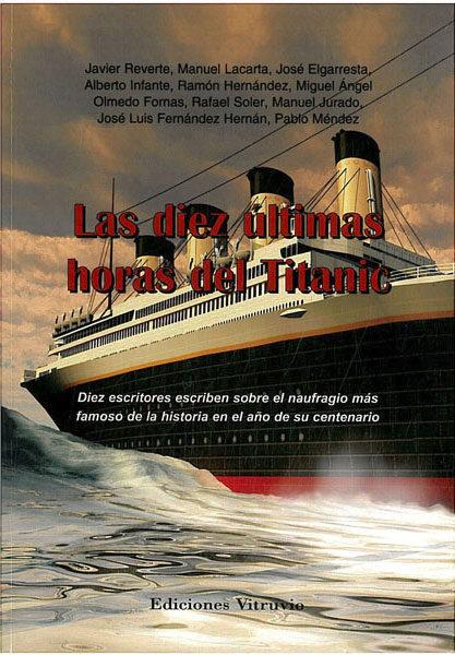 descargar LAS DIEZ ULTIMAS HORAS DEL TITANIC pdf, ebook