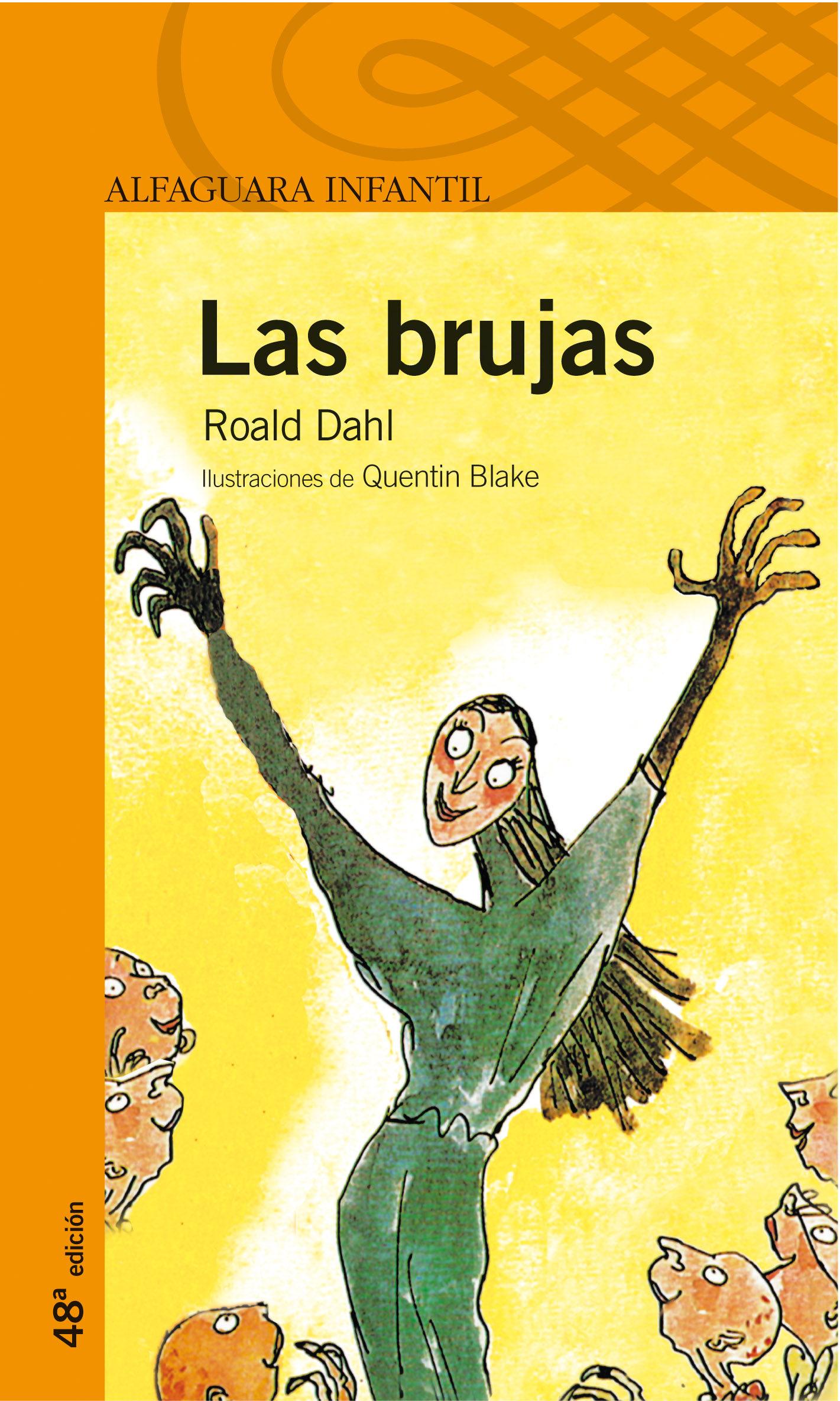Resultado de imagen para las brujas de roald dahl