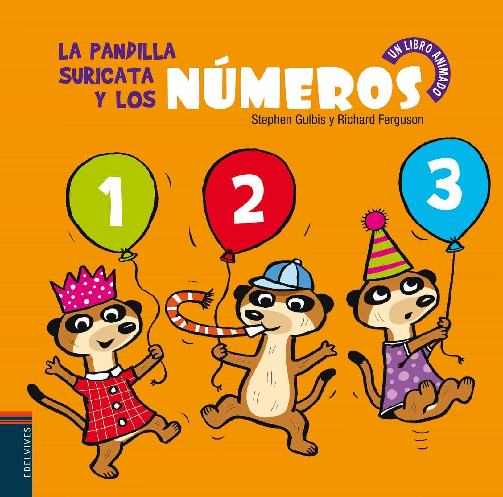Resultado de imagen para la pandilla suricata y los números