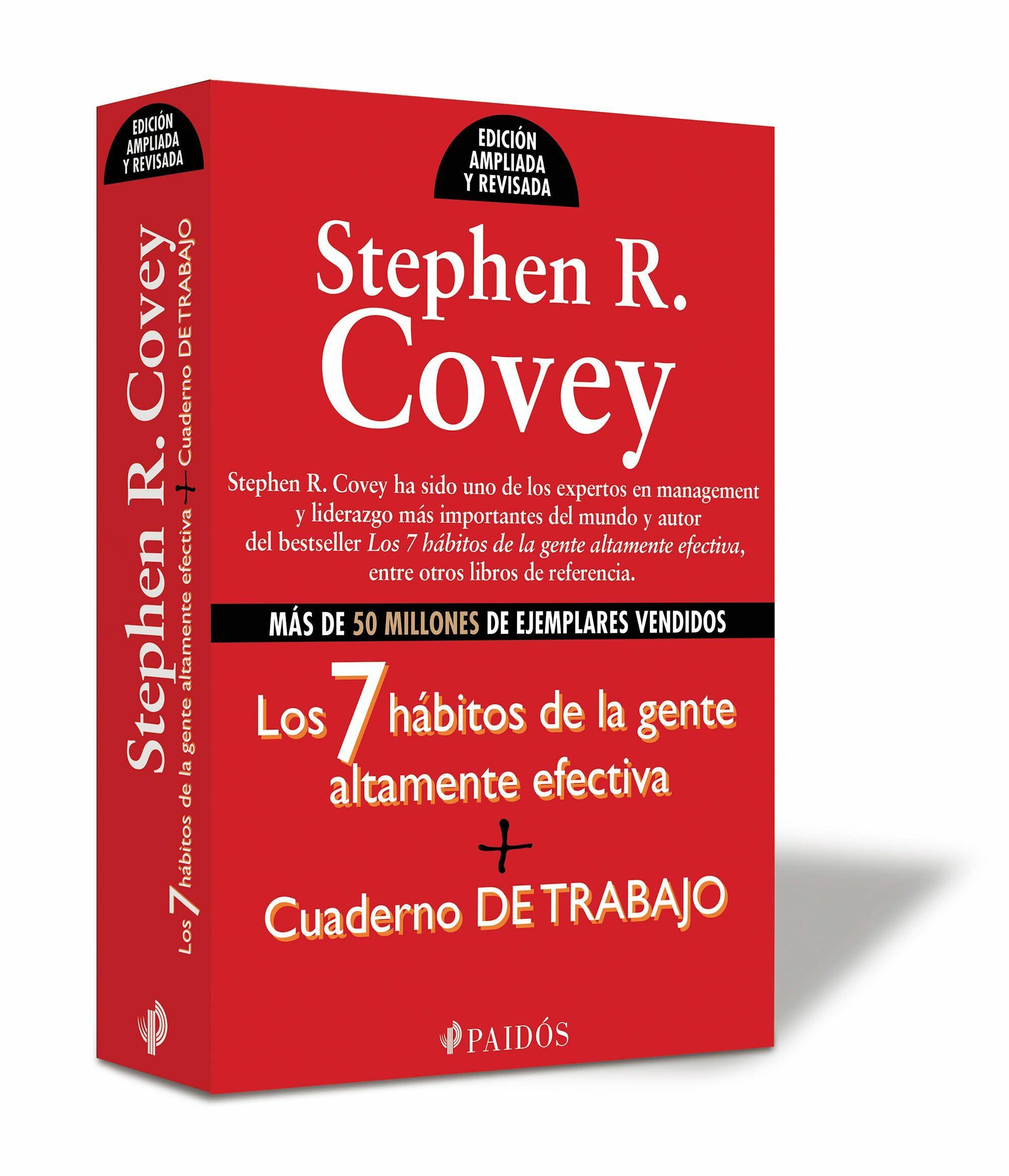 Pack Los 7 Hábitos De La Gente Altamente Efectiva por Stephen R. Covey