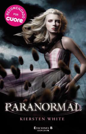 PARANORMAL | KIERSTEN WHITE | Comprar libro 9788466647540