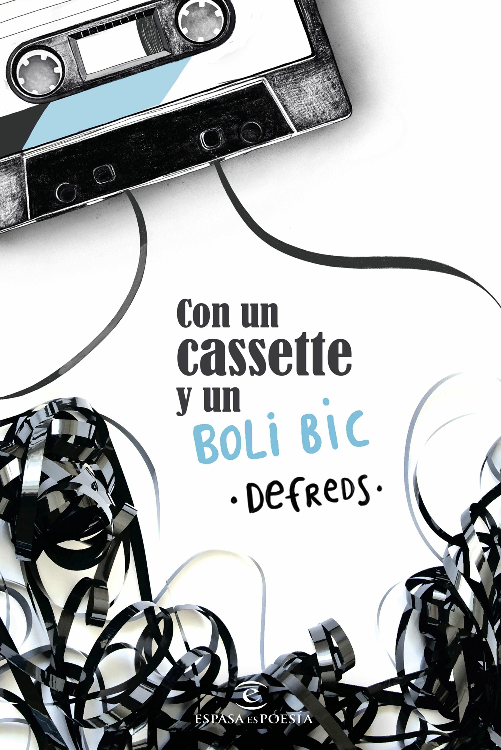 Con Un Cassette Y Un Boli Bic por Defreds Jose. A. Gomez Iglesias