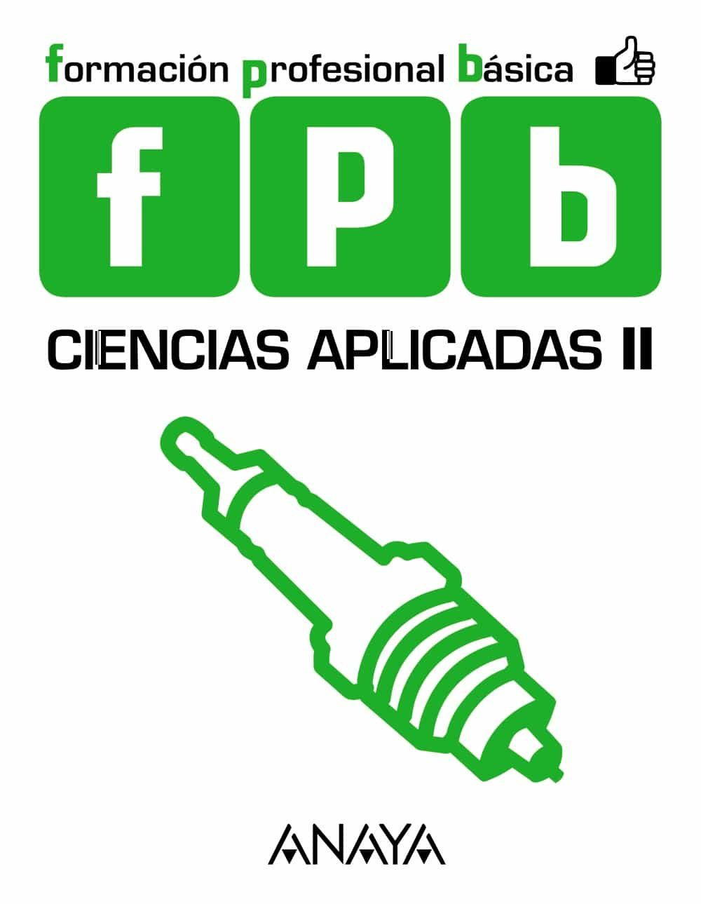 descargar CIENCIAS APLICADAS II FORMACION PROFESIONAL BASICA MEC pdf, ebook