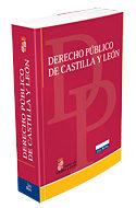 Derecho Publico De Castilla Y Leon por Vv.aa.