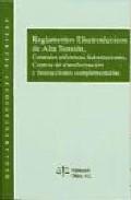 reglamentos electrotecnicos de alta tension, centrales electricas , subestaciones y centros de transformacion e instrucciones complementarias-9788488910240