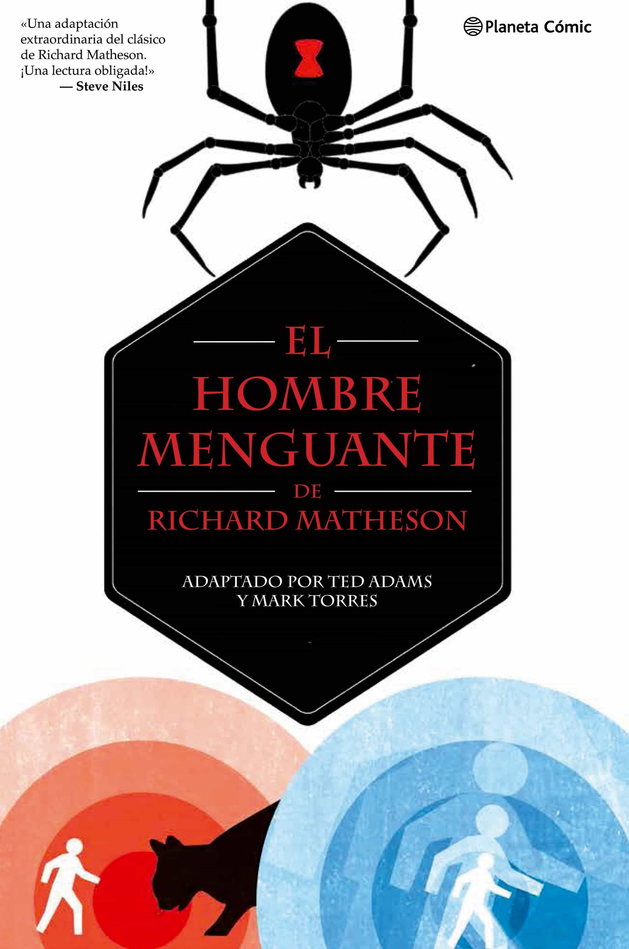 El Hombre Menguante por Richard Matheson;