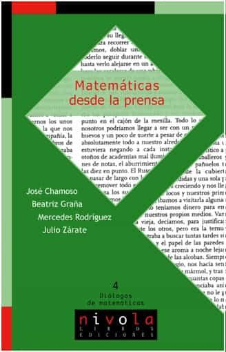 Matematicas Desde La Prensa por Jose Chamoso epub