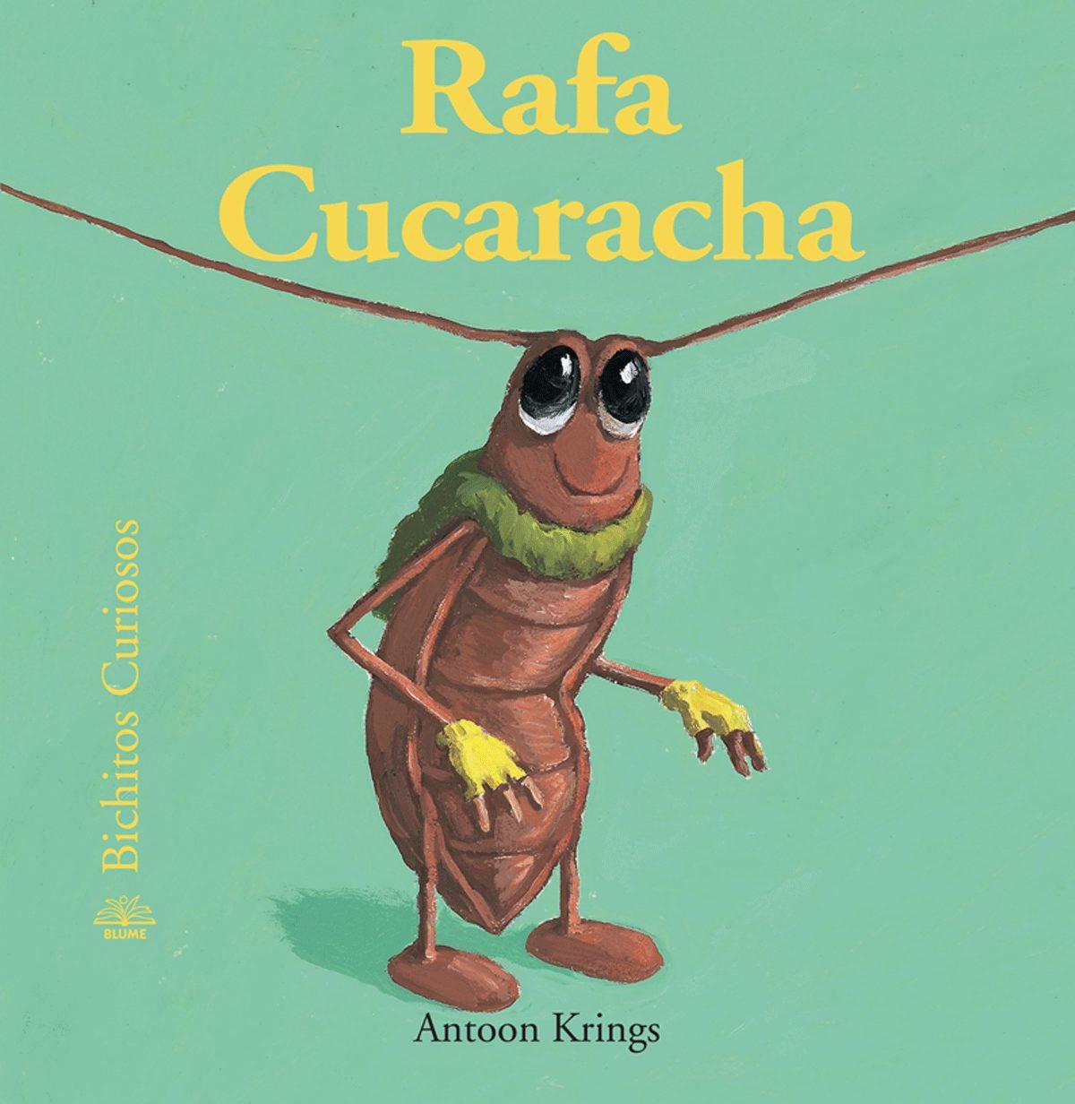 Rafa Cucaracha por Antoon Krings epub