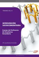 Cuerpo De Profesores De Enseñanza Secundaria. Intervencion Socioc Omunitaria. Temario Vol. Iii por Vv.aa. epub