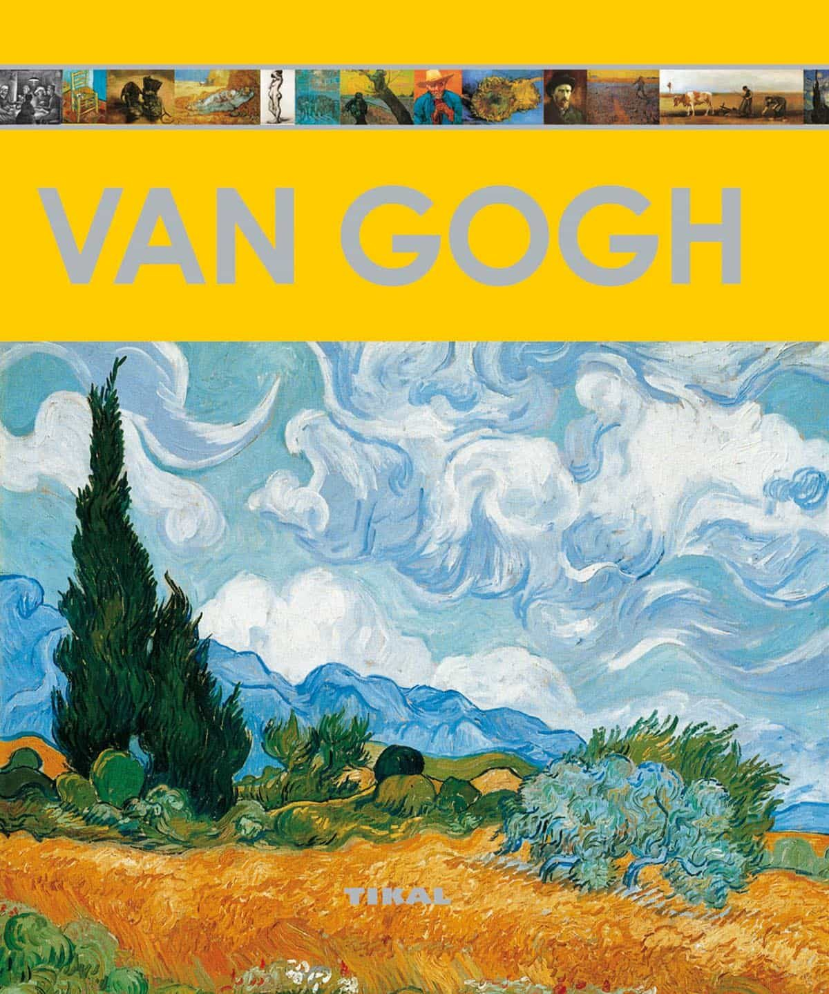 van gogh: enciclopedia del arte-9788499280240