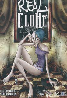 Real Clohe por Luciano Vecchio;                                                           Javier Barrera