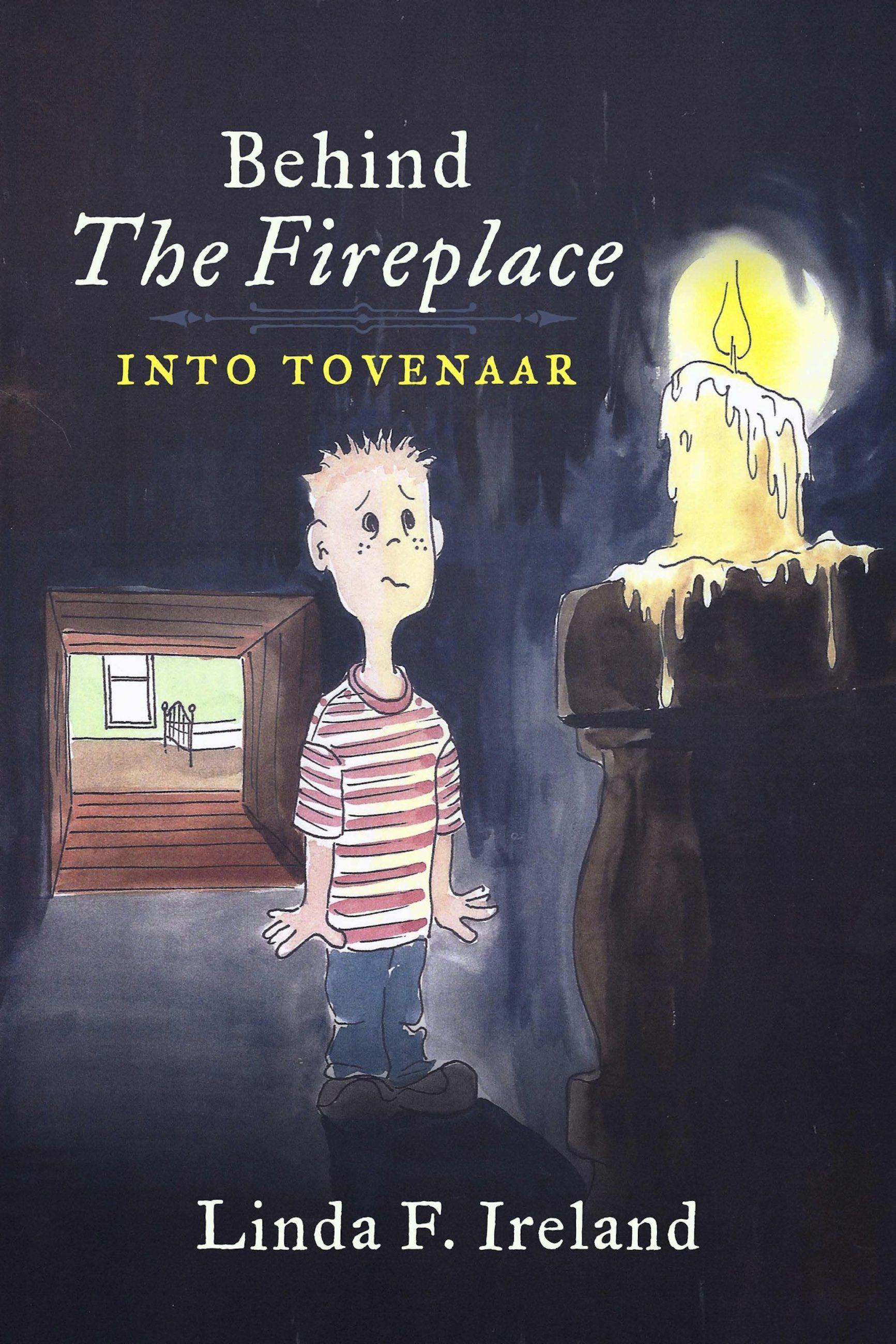 Libros de texto descargables en línea Behind The Fireplace