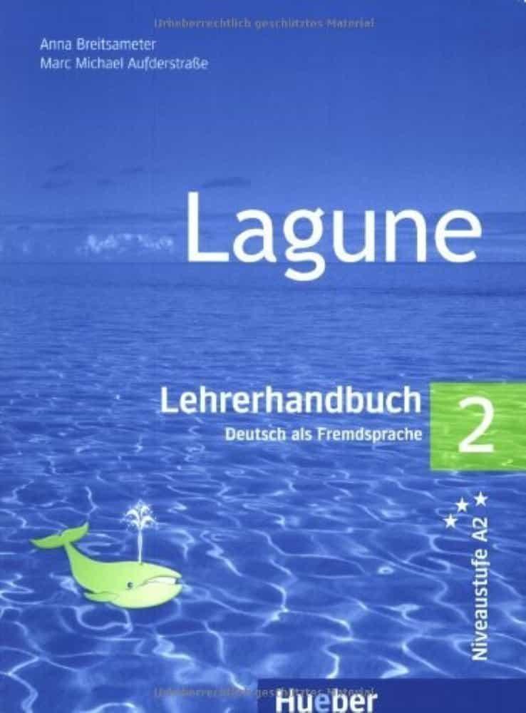 Lagune 2 - Lehrerhandbuch por Vv.aa.