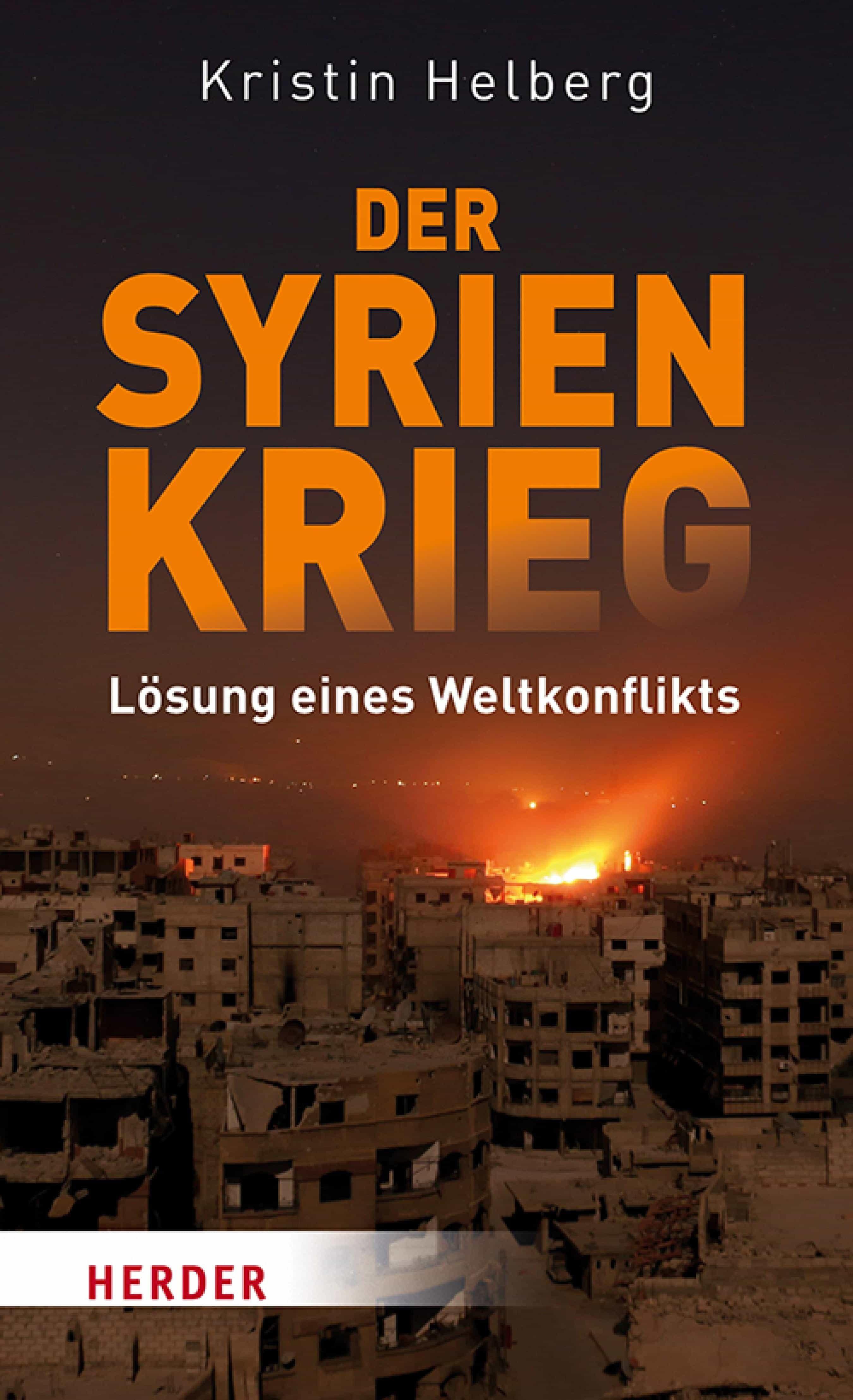 der syrien-krieg (ebook)-kristin helberg-9783451812750