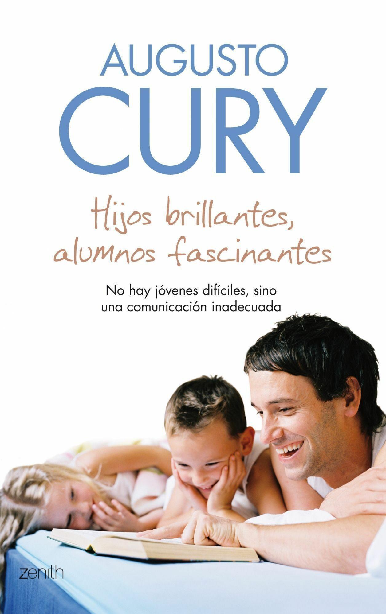 libro padres brillantes maestros fascinantes augusto cury