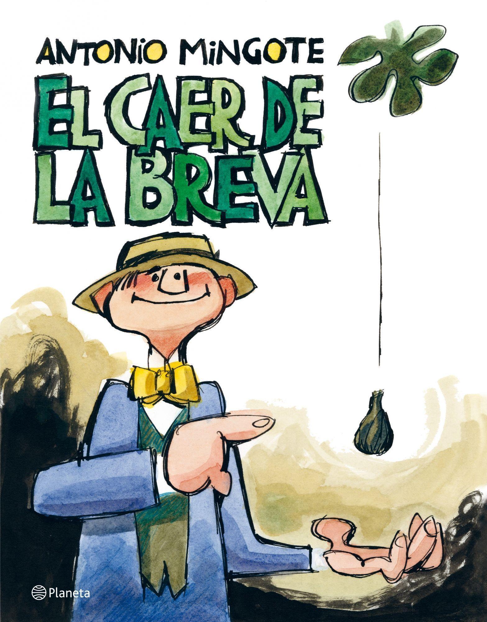 El Caer De La Breva por Antonio Mingote epub