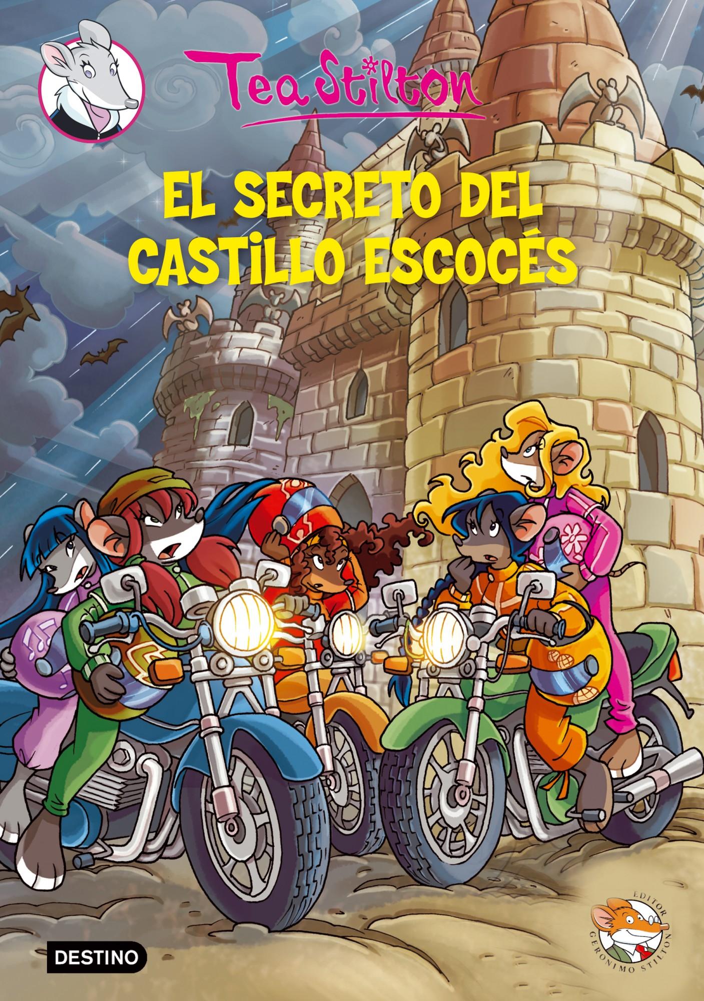 Resultado de imagen de EL SECRETO DEL CASTILLO ESCOCES