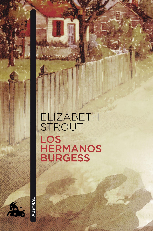 los hermanos burgess-elizabeth strout-9788408145950