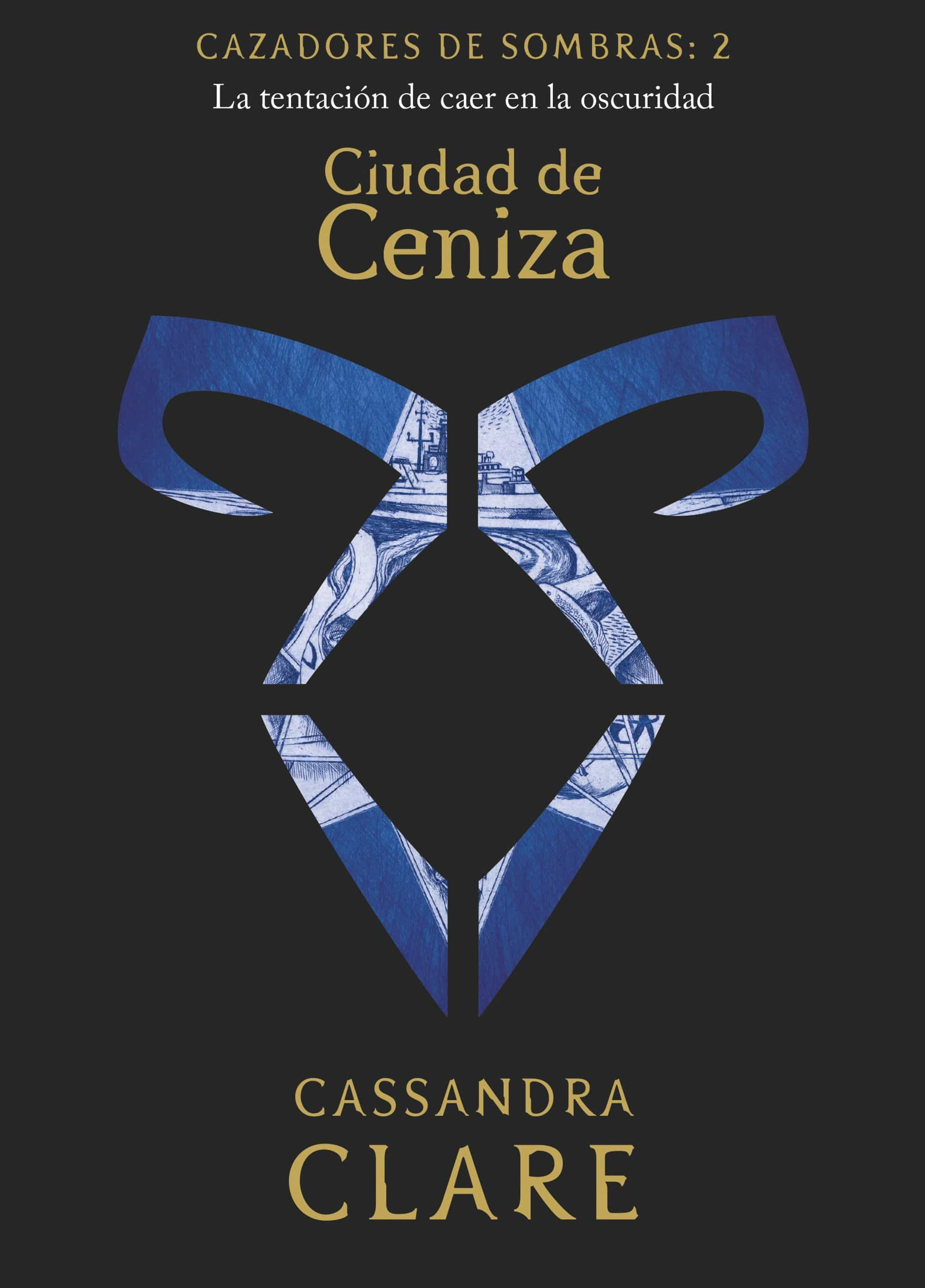 ciudad de ceniza       (nueva presentación)-cassandra clare-9788408209850