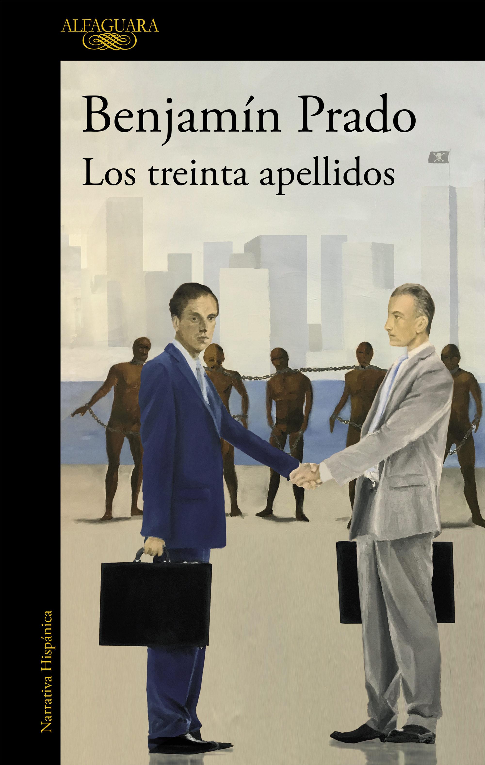 LOS TREINTA APELLIDOS EBOOK | BENJAMIN PRADO | Descargar libro PDF o ...