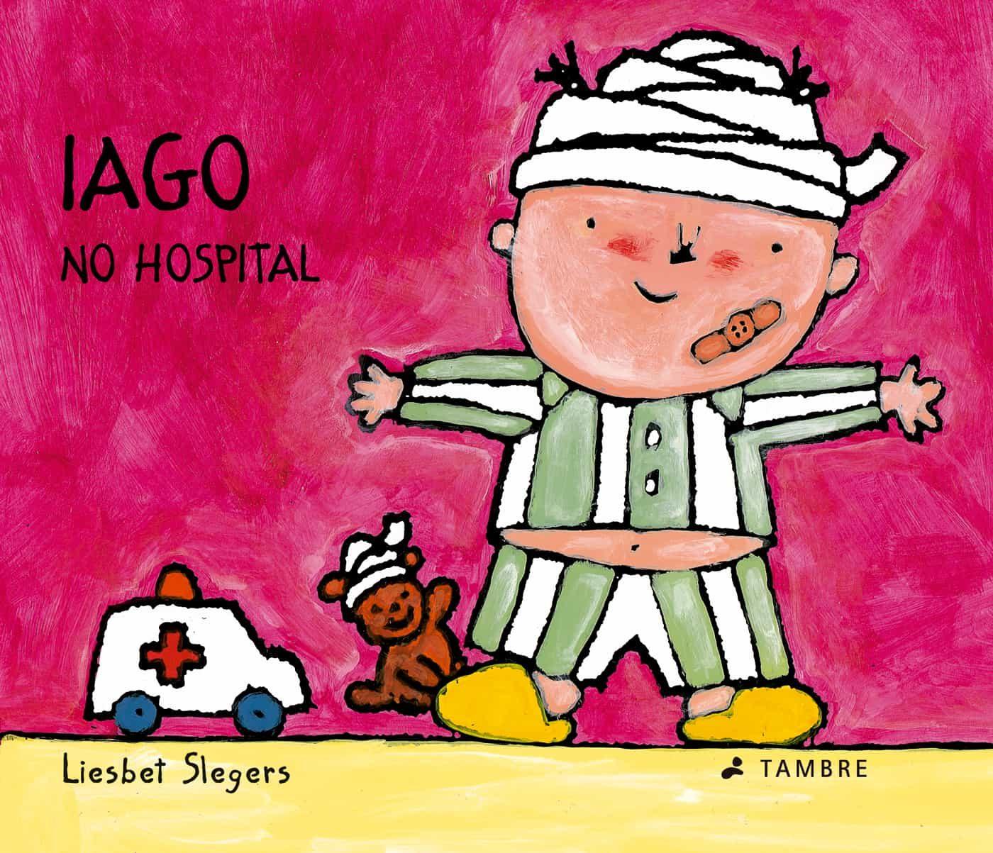 Iago No Hospital por Liesbet Slegers epub