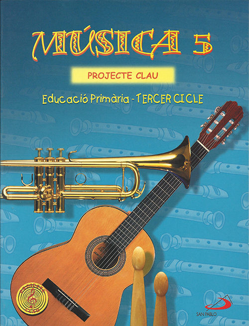 Musica 5. Projecte Clau por Vv.aa.