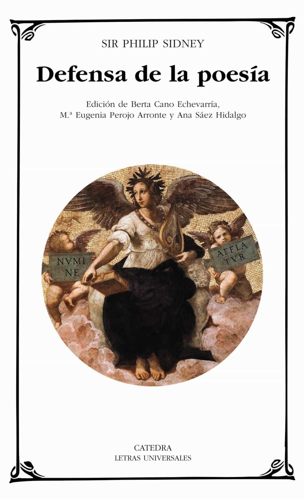 Defensa De La Poesia por Philip Sidney