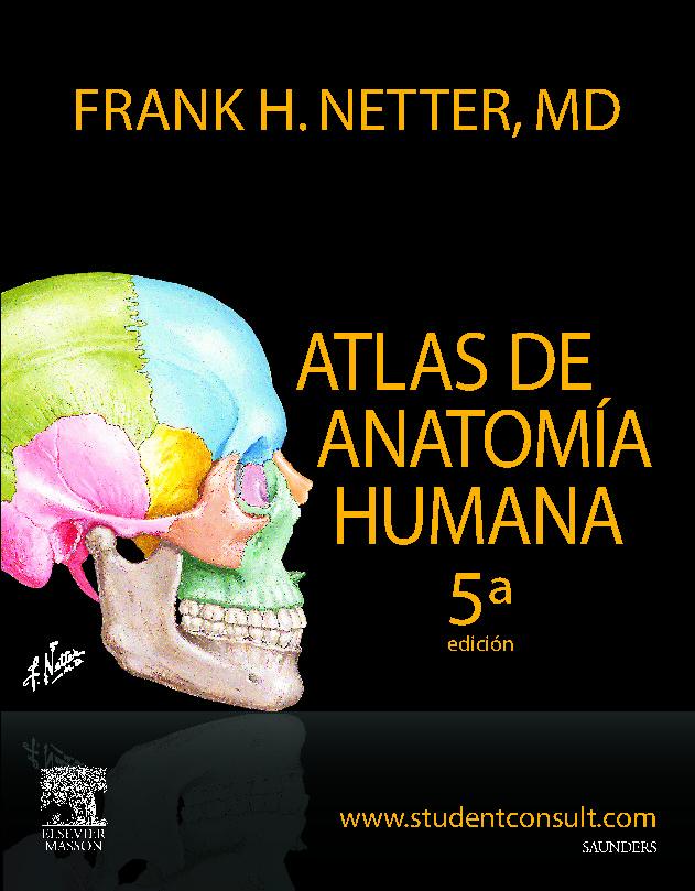 ATLAS DE ANATOMÍA HUMANA 5ª ED. | F. H. NETTER | Comprar libro ...